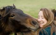 horse kiss