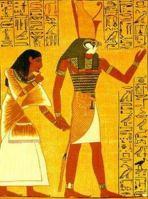 Horus. Public Domain. Courtesy of Wikipedia_Horus_3