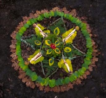 The Art of Nature Mandalas