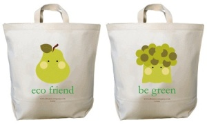© Three Beans & Co Reusable-bags