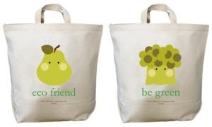 © Three Beans & Co Reusable-bags