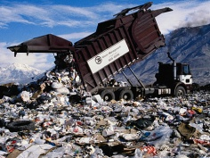 dumping-at-landfill