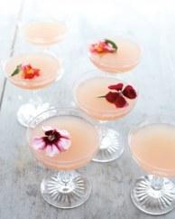 Lillet Rose Spring Cocktail ©marthastewart.com