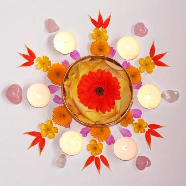 Summer Solstice Prayer Manda ©Emma Tuzzio