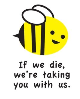save the bees pic
