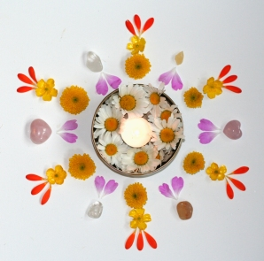 Summer Solstice Prayer Mandas ©Emma Tuzzio
