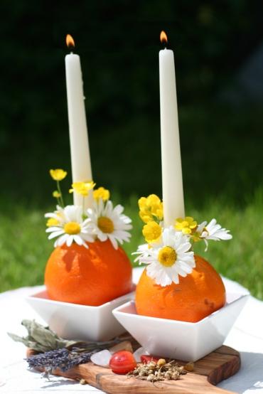 Sun-candle ritual ©Emma Tuzzio
