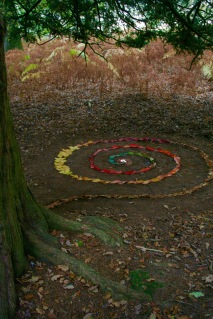 Samhain Spiral Ritual ©Emma Tuzzio